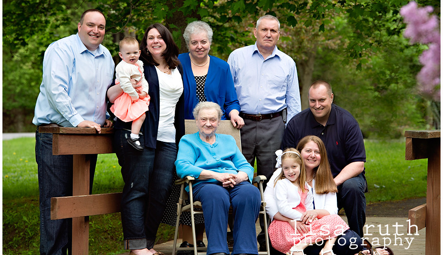 Four Generations of Family