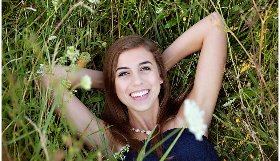 A Senior at Home