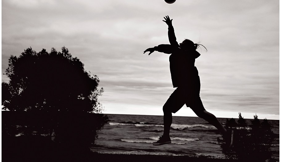 A Senior at Durand Eastman Park